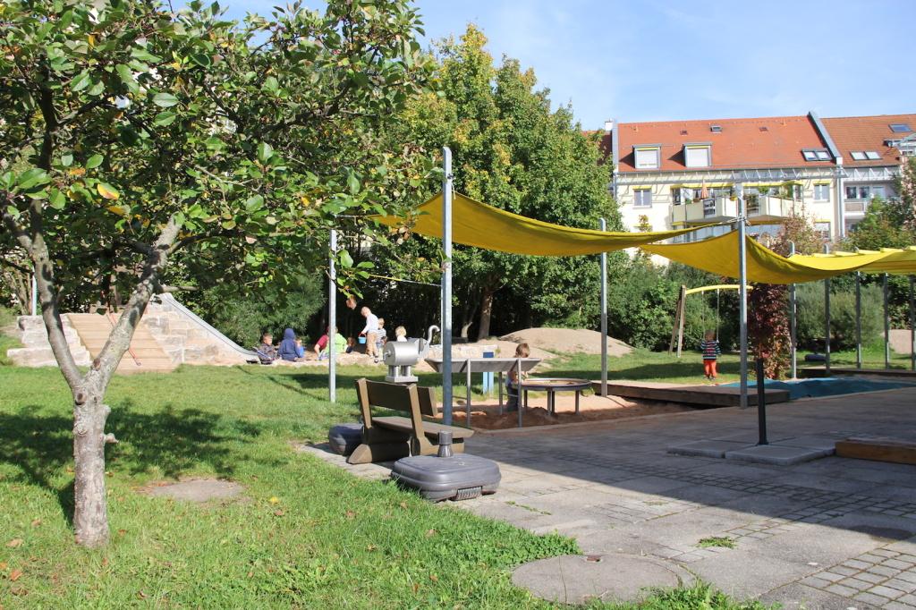 Außenbereich Rehhof